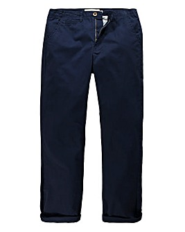 Capsule French Navy Basic Chino 29In Leg Length