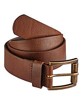 Williams & Brown Worn Leather Belt