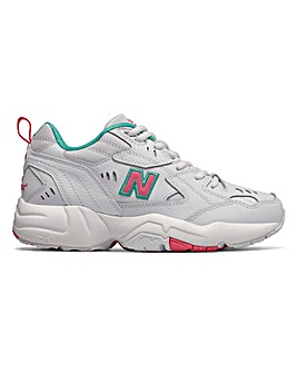 New Balance 608 Trainers Wide Fit