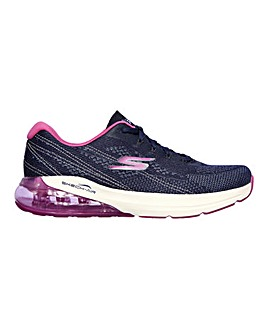 Skechers Go Run Air Silver Trainers