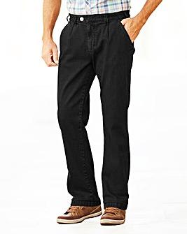 Premier Man Elasticated Straight Jean 27