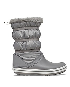 Crocs Crocband Warmlined Boots Standard D Fit