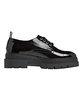 Tommy Hilfiger Rugged Classic Patent Shoes D Fit