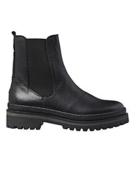 Tommy Hilfiger Classic Leather Chelsea Boots Standard D Fit