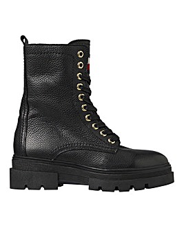 Tommy Hilfiger Rugged Lace Up Boots