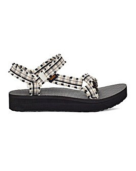 Teva Midform Fray Sandals Standard D Fit