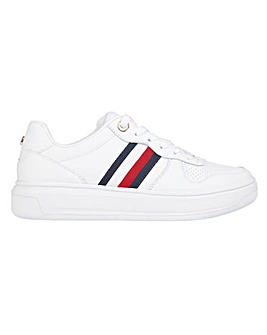 Tommy Hilfiger Lace Up Leisure Sneakers Standard D Fit