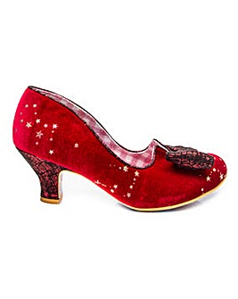 Irregular Choice Dazzle Razzle Shoes