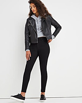 Shape & Sculpt Black Skinny Jeans