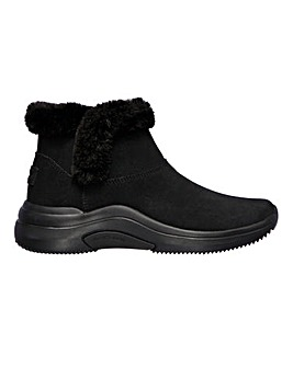 Skechers On The Go Midtown Plush Boots Standard D Fit