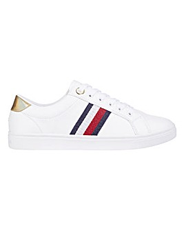 Tommy Hilfiger Corporate Cupsole Sneakers Standard D Fit