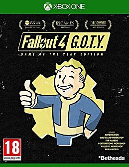 Fallout 4 GOTY Xbox One