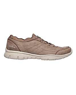 Skechers Seager Leisure Shoes D Fit