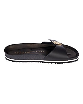Tommy Hilfiger Moulded Footbed Sandals Standard D Fit