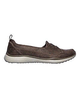 Skechers Microburst Leisure Shoes D Fit
