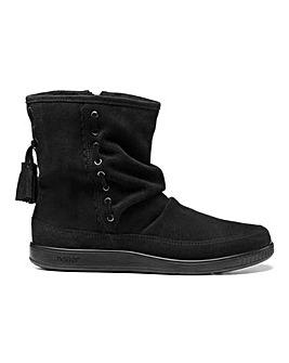 Hotter Pixie Flat Boots Standard D Fit