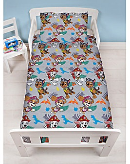 Paw Patrol Dino Junior Bed Bundle