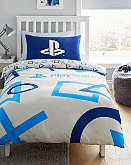 Playstation Reversible Single Duvet Set