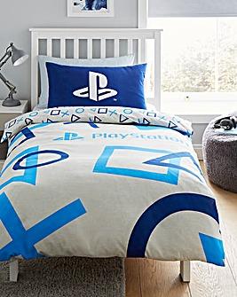 Playstation Reversible Single Duvet Set