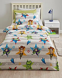 Toy Story Toy Star Fleece Duvet Set