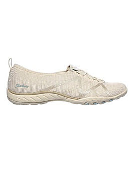 Skechers Breath Easy A Look Leisure Shoes Standard D Fit