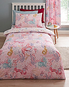 Unicorns Reversible Duvet Set