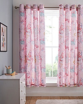Unicorns Curtains