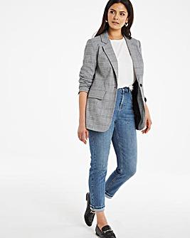 Demi Dark Vintage Mom Jeans