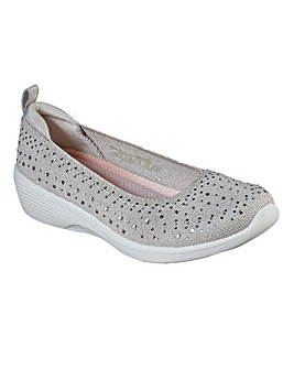 Skechers Arya Gleam It Up Leisure Shoes Standard D Fit