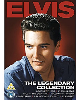 Elvis Collection DVD