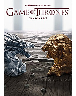 Game Of Thrones Seasons 1 to 7 DVD