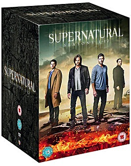 Supernatural Season 1 to 12 DVD