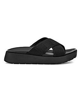 Ugg Emily Mesh Slider Sandals D Fit