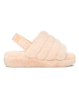 Ugg Fluff Yeah Slider Slippers Standard D Fit