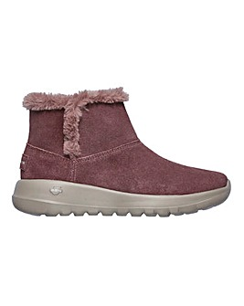 Skechers On The Go Joy - Bundle Up Boots Standard D Fit