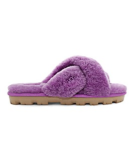 Ugg Fuzzette Slide Slippers Standard D Fit