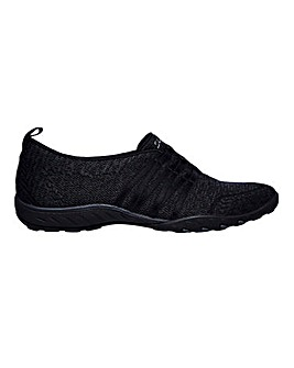 Skechers Breath Easy Approachable Leisure Shoes Standard D Fit