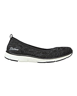 Skechers Be Cool Leisure Shoes Standard D Fit