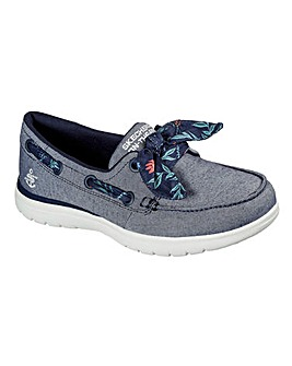 Skechers On The Go Boat Shoes Standard D Fit