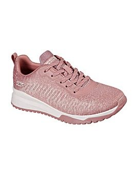 Skechers Bobs Squad 3 Leisure Shoes Standard D Fit