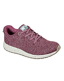 Skechers Bobs Earth Leisure Shoes Standard D Fit