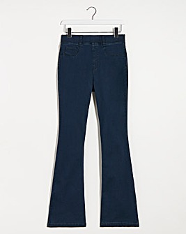 Dark Indigo Erin Bootcut Jeggings