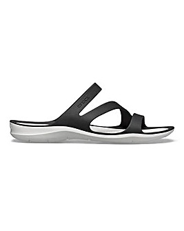 Crocs Swiftwater Slider Sandals Standard D Fit