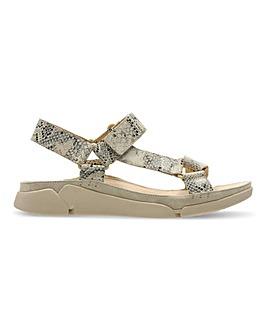 Clarks Tri Sporty Sandals D Fit