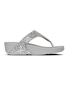 Fitflop Glitter Toe Post Sandals D Fit