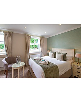 Bartley Lodge Hotel, New Forest Break