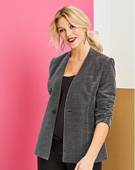 Glitter Tailored Jacket