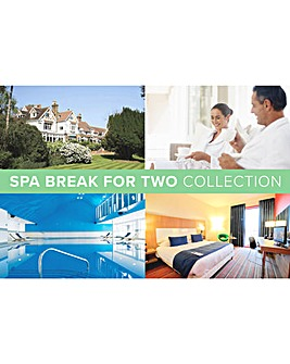 Spa Break for Two Collection