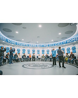 Man City Stadium Tour & Overnight Stay