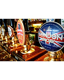 London Pub Walking Tour for Two Adults